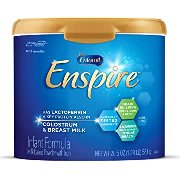 best Enfamil Enspire reviews