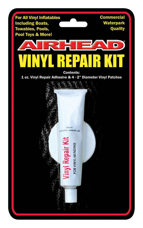 Amazon.com : Vinyl Repair Kit for Inflatables : Air Mattress Patch ...