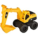 Caterpillar CAT Construction Crew Excavator Vehicle Playset