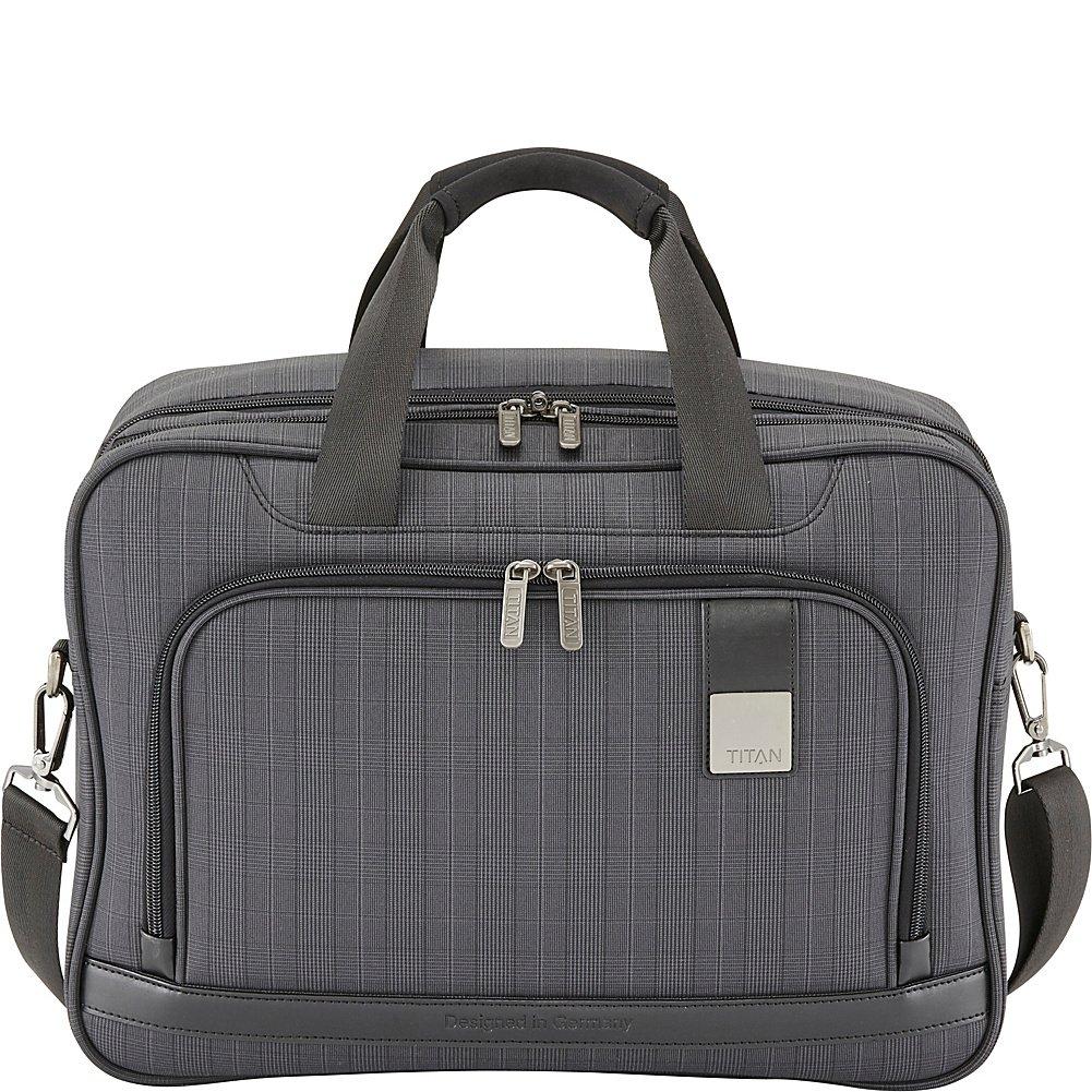 Titan CEO Boardbag, glencheck, 380701-04 Hand Luggage, 41 cm