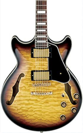 Ibanez AM93 Artcore Series semi-hollowbody en estilo expresionista ...