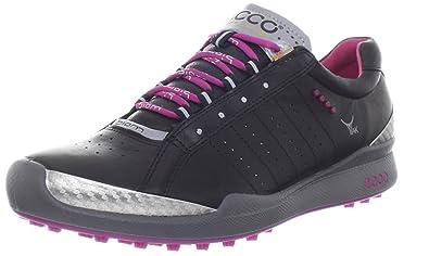 f5bcba57c9d4b ECCO Women's Biom Hybrid Sport Golf Shoe,Black/Candy,42 EU/11
