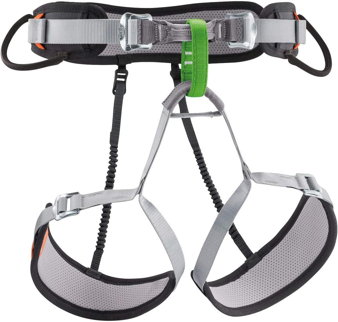 PETZL C024AA00 ASPIR Harness - Harness, Unisex, Talla única