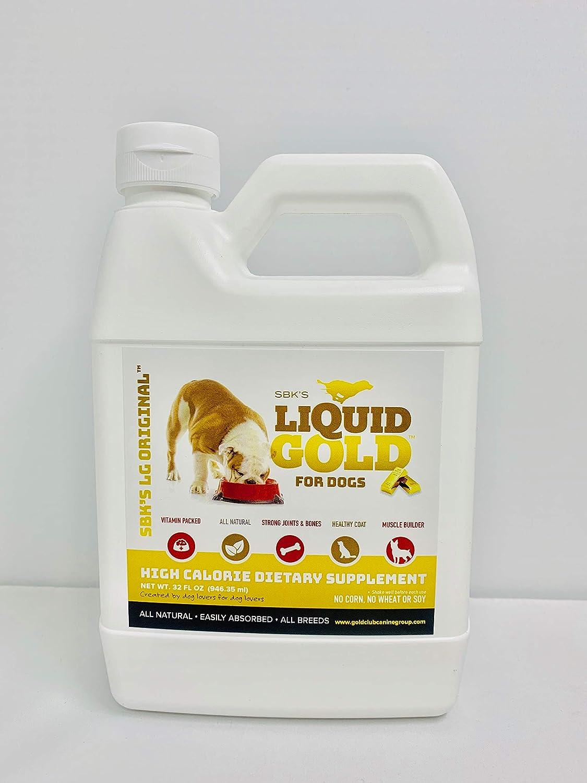 liquid gold diet supplement