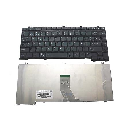 Keyboard ESPAÑOL Teclado Toshiba TECRA A1 A2 A3 A4 A5 M1 M2 M3 M4 Compatible