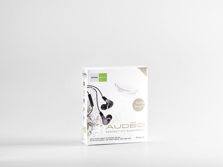 Audéo PFE 232 Écouteurs intra auriculaires Microphone