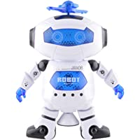 Tickles Dancing Robot with LED Light and Music
