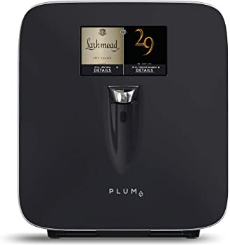 Plum Wine Dispenser with Integrated 7