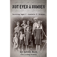Not Even a Number: Surviving Lager C - Auschwitz II - Birkenau (English Edition)