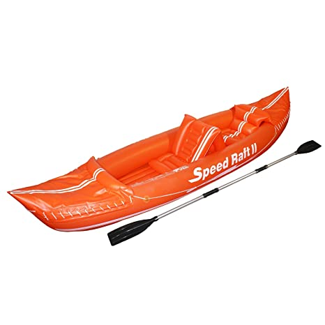 WILDWATERFUN Kayak Canoa Hinchable Speed Raft 2 plazas ...