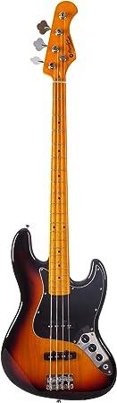 Prodipe JB80 MA SUNB - Guitarra de bajo (4 cuerdas): Amazon.es ...
