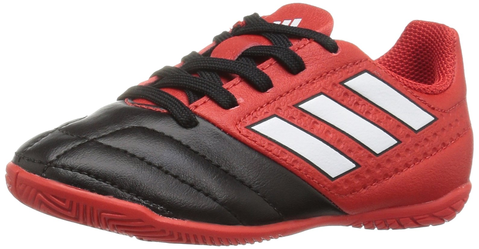 06b05d8a88cf Galleon - Adidas Performance Kids  Ace 16.4 J Indoor Soccer Cleat ...