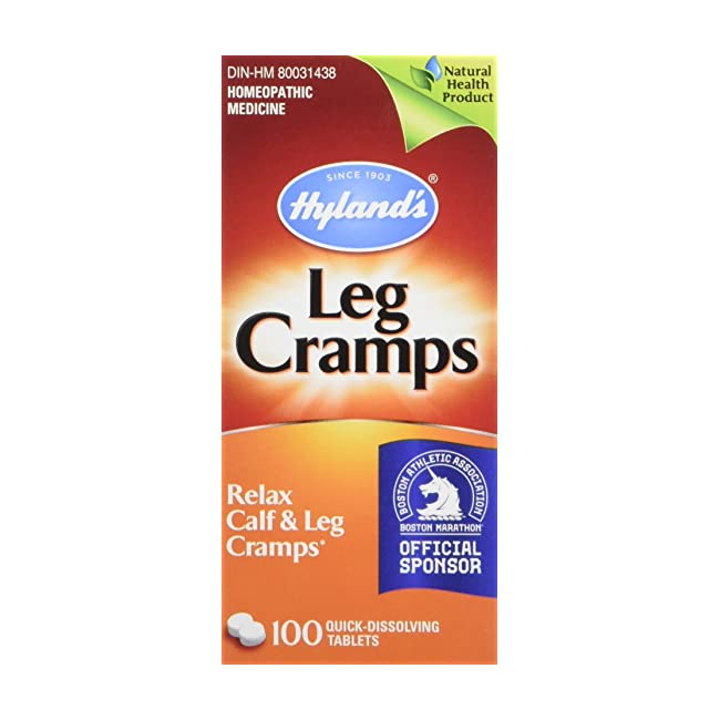 Hyland's Leg Cramp Tablets, Natural Relief of ...