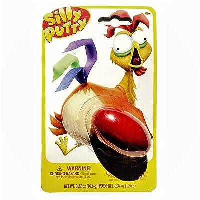 Silly Putty Crayola 08-0313 Original: Toys & Games