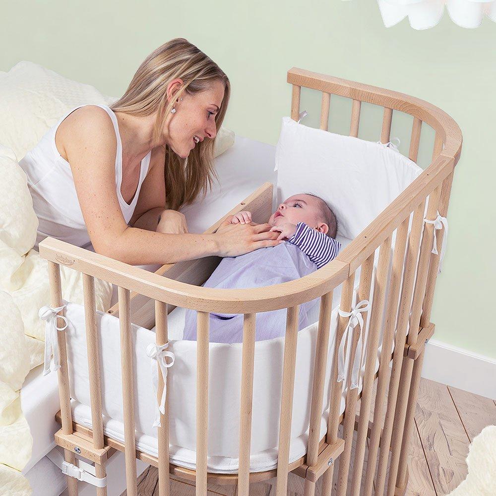 Amazon.com: Cuna Babybay para costado de cama: Baby