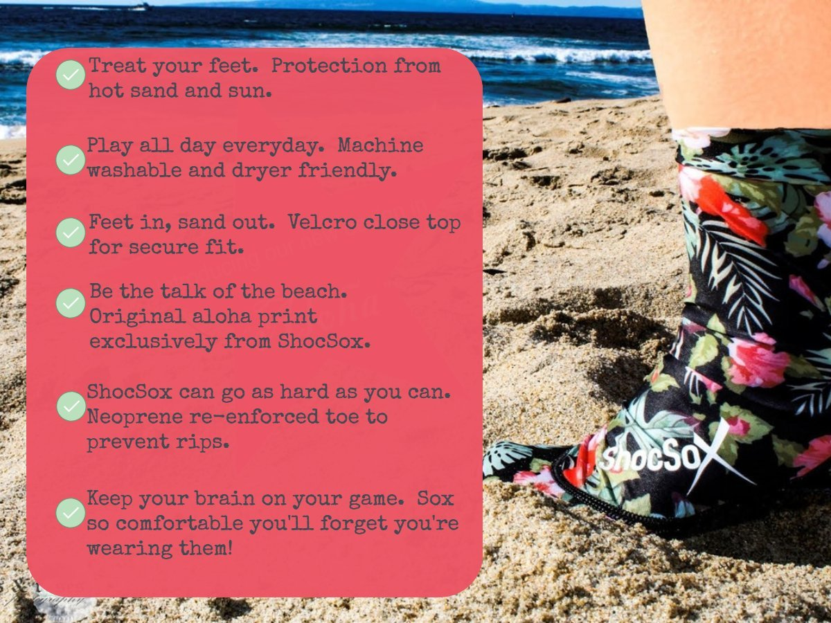 87a31a7d5 Amazon.com   ShocSox Sale! Best Elite Sand-Beach Socks for ...