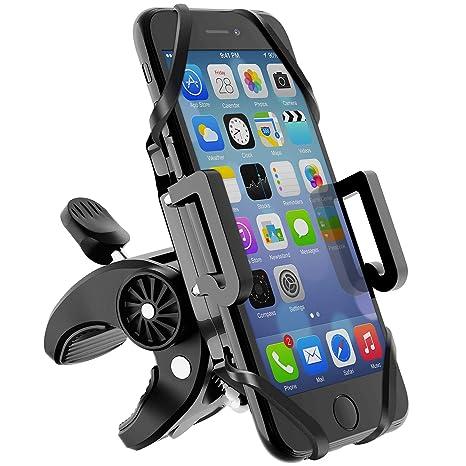 Beikell Supporto Bici Smartphone Regolabile Porta Cellulare Bici