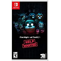 Five Nights at Freddy's: Help Wanted - Standard Edition - Nintendo Switch