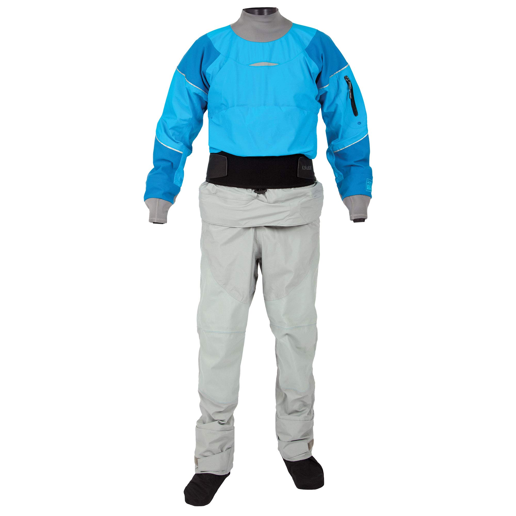 Kokatat Men's Gore-Tex Idol Drysuit-Electric Blue-M