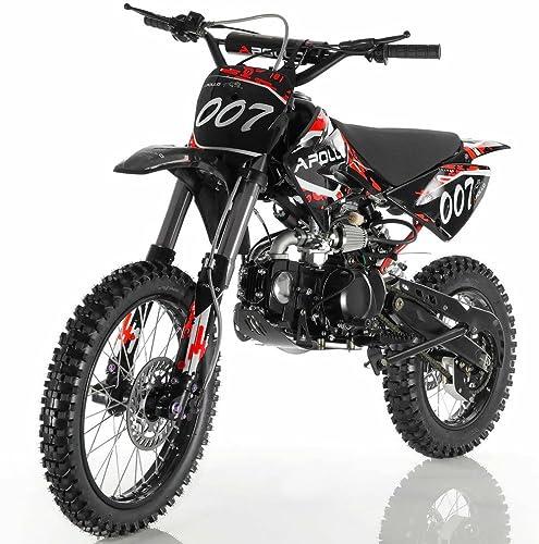 125cc Dirt Bike Kids - Best Manual Clutch Model