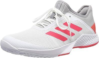 adidas Adizero Club, Zapatillas de Tenis para Hombre, Gris (Light ...