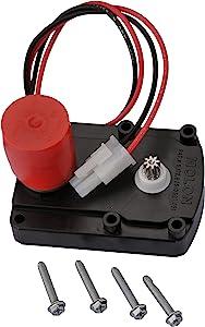 Water Softener Motor With Screws - Part # 7286039