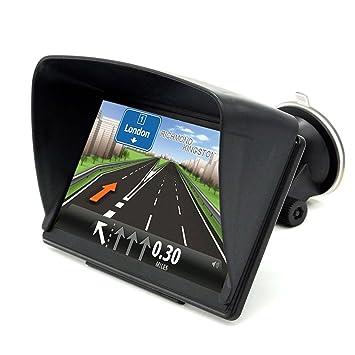 Zhiyi Parasol antirreflejos para TomTom Start 25 EU 23 LTM - Navegador GPS para coches (