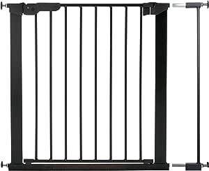 Baby Dan 60116-5691-02-85 Premier Certificación TÜV/GS Puerta protectora de reja para inmovilización, incluye prolongación: Amazon.es: Bebé