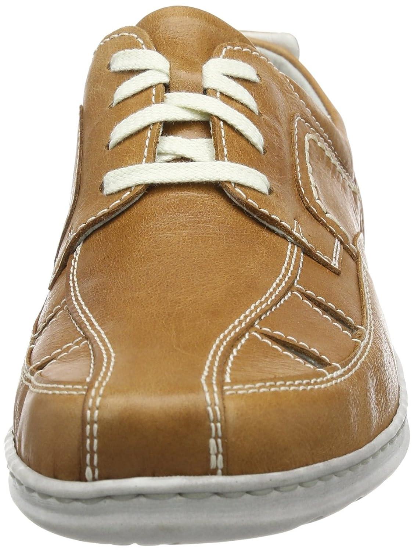 Romika Helena 01 72501 - Zapatos de cuero para mujer, color marrón, talla 43