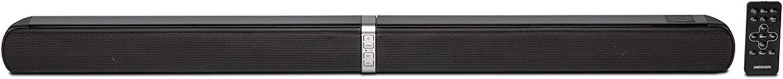 TALLA 2in1 Soundbar. MEDION E64058 Inalámbrico 20W Negro Altavoz soundbar - Barra de Sonido (20 W, 20 W, 3,18 cm (1.25