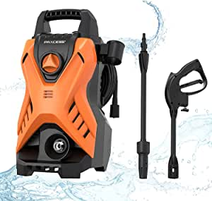 Paxcess Pressure Washer 1750 PSI Portable Electric Power Washer for Cars, Trucks, Home, Garden Cleaning