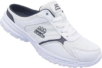 SUPER IN Damen Sabots Sneaker Sandalette Pantoletten Slipper Freizeitschuhe 36-41 sAQPF