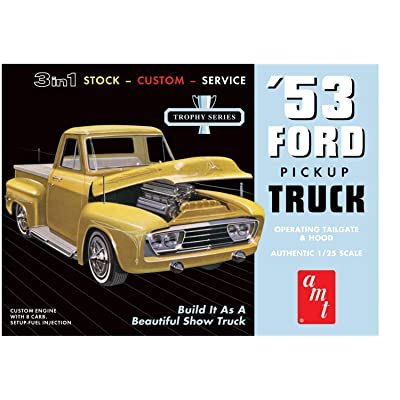 AMT AMT882/12 1/25 1953 Ford Pickup: Toys & Games