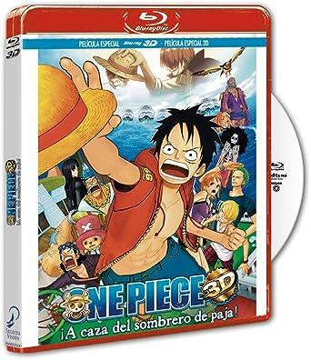 One Piece. Tv Special 3d Blu-Ray  Blu-ray   Amazon.es  Animación ... 16c52934e38