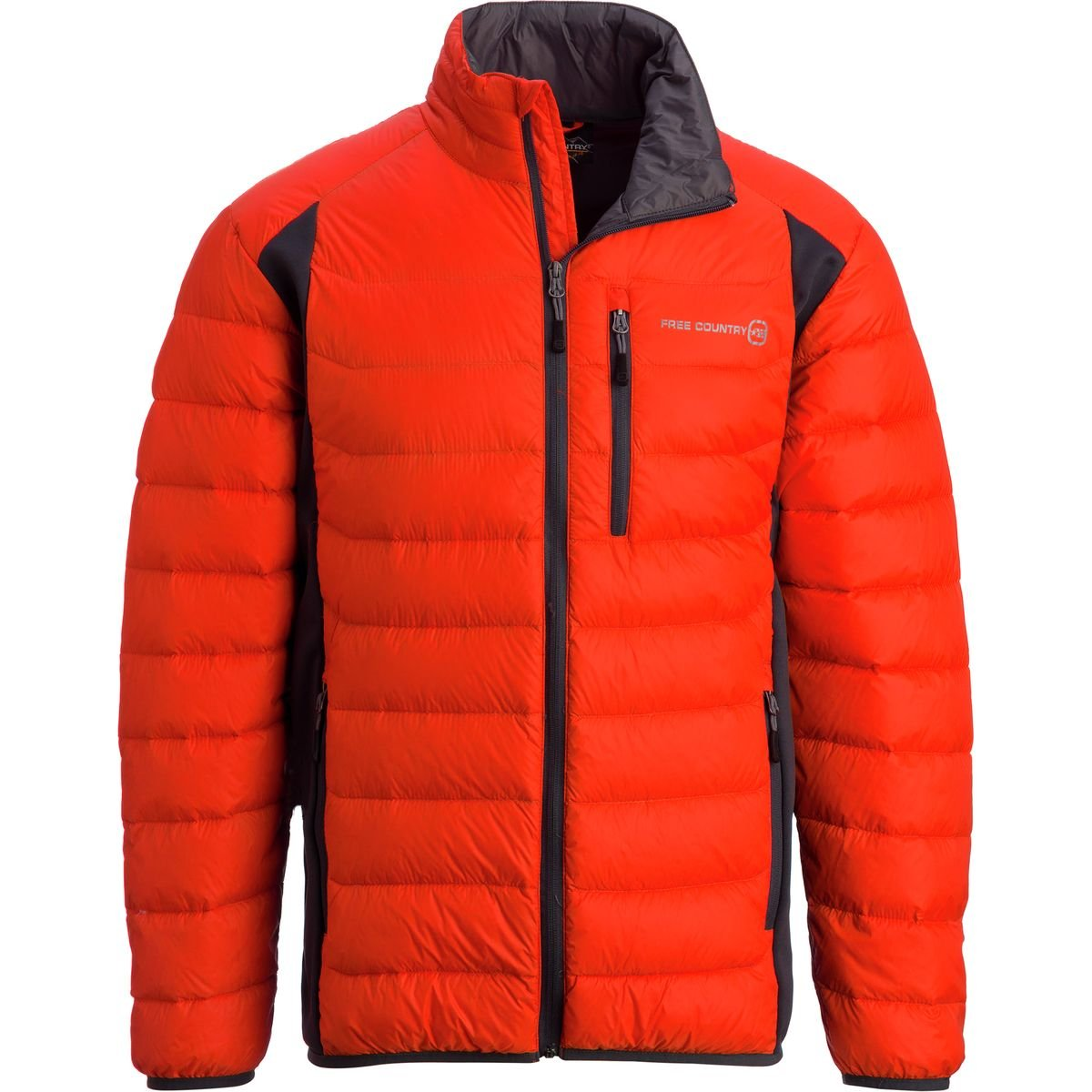 5cf8a3b20 Free Country Mens Tech-Panel Down Puffer Jacket at Amazon Men's ...