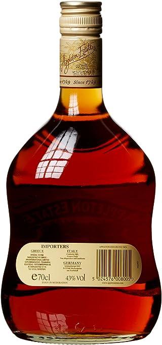 Appleton Reserva 8 años Rum (1 x 0,7 l)