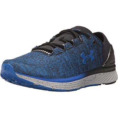 Under Armour Men's Charged Bandit 3 Running Shoe, Ultra Blue (907)/Black, 10.5   Road Running