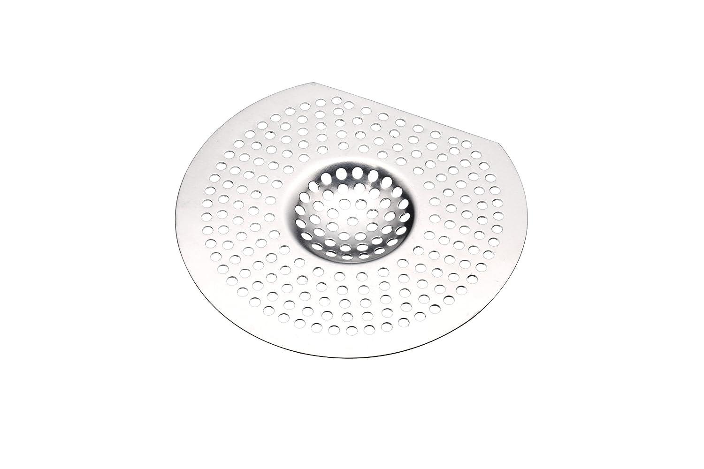 9 x 12 x 16 cm Argent Kitchen Craft KCSINKLRG Tamis dEvier Aluminium