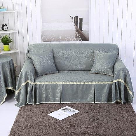 Tomister Funda para sofá Tela elástica de Color Puro ...