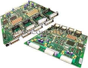 Dell PV51F 40-0000038-02 8Port GBIC Motherboard 2E028