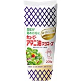 キユーピー アマニ油マヨネーズ 200g [機能性表示食品]