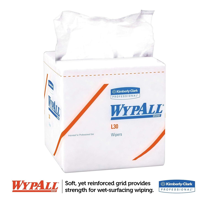 WypAll 05812 L30 Towels Quarter Fold