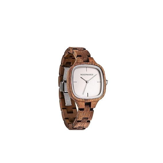 Madera Reloj mujer | Modern Gallery | Relojes de madera natural | la Wood Watch Relojes