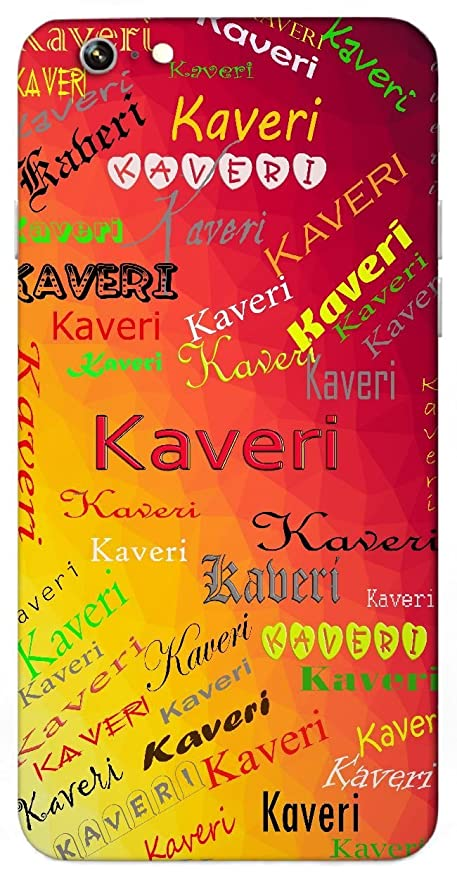 Kaveri Name Sign Printed All Over Customize Amazon In Electronics