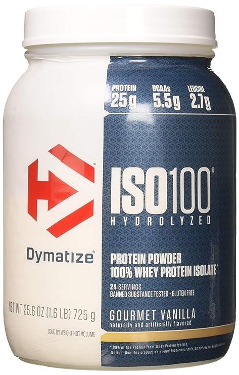dymatize iso 100 vs optimum nutrition hydrowhey