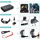 SmilePowo 51-in-1 Sport Camera Accessories Kit