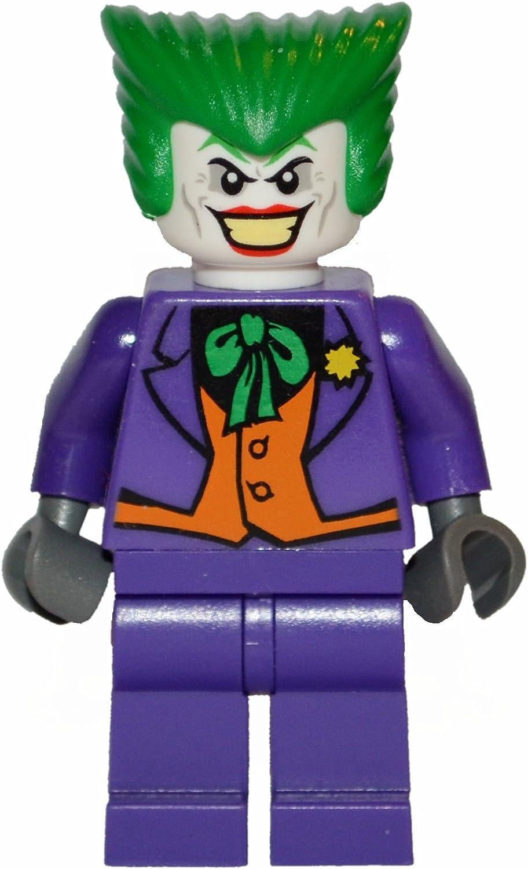 LEGO Joker Mashup. 2008 Hair/Torso, 2013 Head