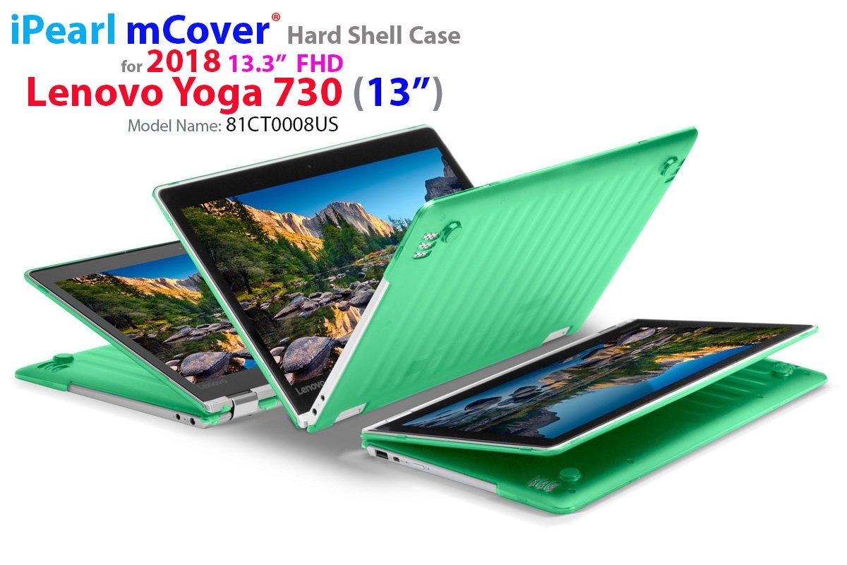 mCover Ligero Funda Dura para Lenovo Yoga 720-13IKB - Portátil Convertible de 13.3