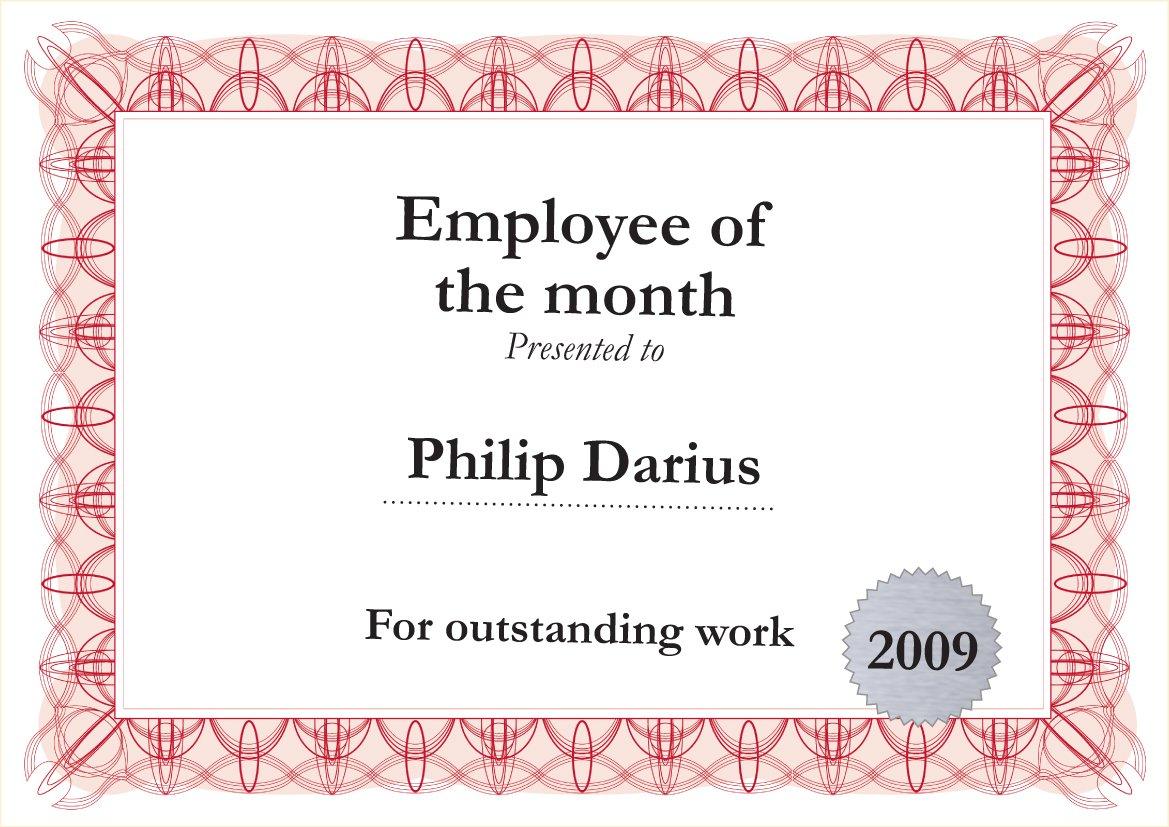Paquete de 30 papeles para certificados blanco y dorado Decadry 755692