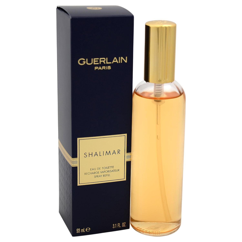Guerlain Shalimar For Women. Eau De Toilette Spray 3.1 Oz/93 Ml Refill 3346470122031
